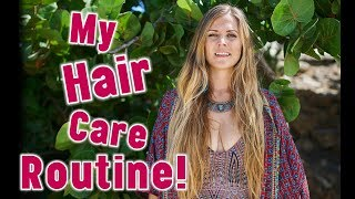 My Hair Care Routine!|Yoga Girl|Rachel Brathen
