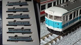TOMIX 国鉄 113系 阪和線快速色(旧製品)の紹介動画