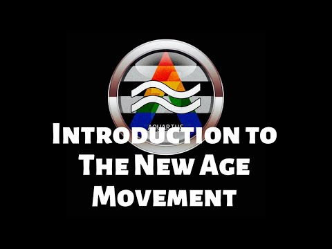 Roger Buck: Episode 5 - Introduction to the New Age Movement