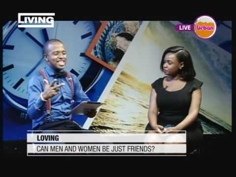 Loving On Living: Can Men And Women Be Just Friends?