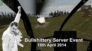 Random DayZ bullshittery - Server Event - 18th April 2014