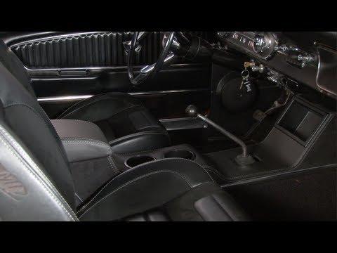 Mustang Tmi Sport R Center Console 1965 1966 Installation