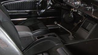 Mustang TMI Sport R Center Console 1965-1966 Installation