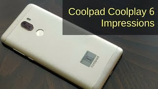 Coolpad Cool Play 6 Review Videos