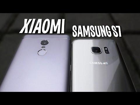 Samsung Galaxy S7 edge - характеристики