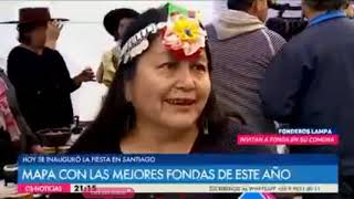 Lanzamiento Fondas Lampa 2018 CHV