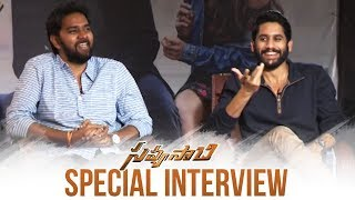 Telugutimes.net Naga Chaitanya and Chandoo Mondeti Special Interview