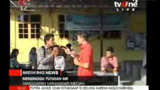BREAKING NEWS TANGGAPAN MAHASISWA TENTANG PUTUSAN SIDANG MK 19 agustus 2014
