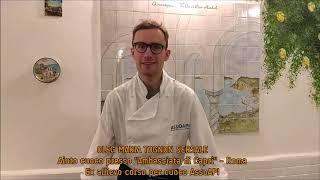 Курс Повара и итальянской кухни Олега