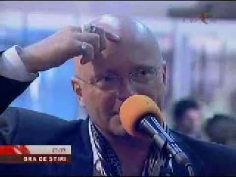 Lansare Karaoke Capitalism la TVR 2