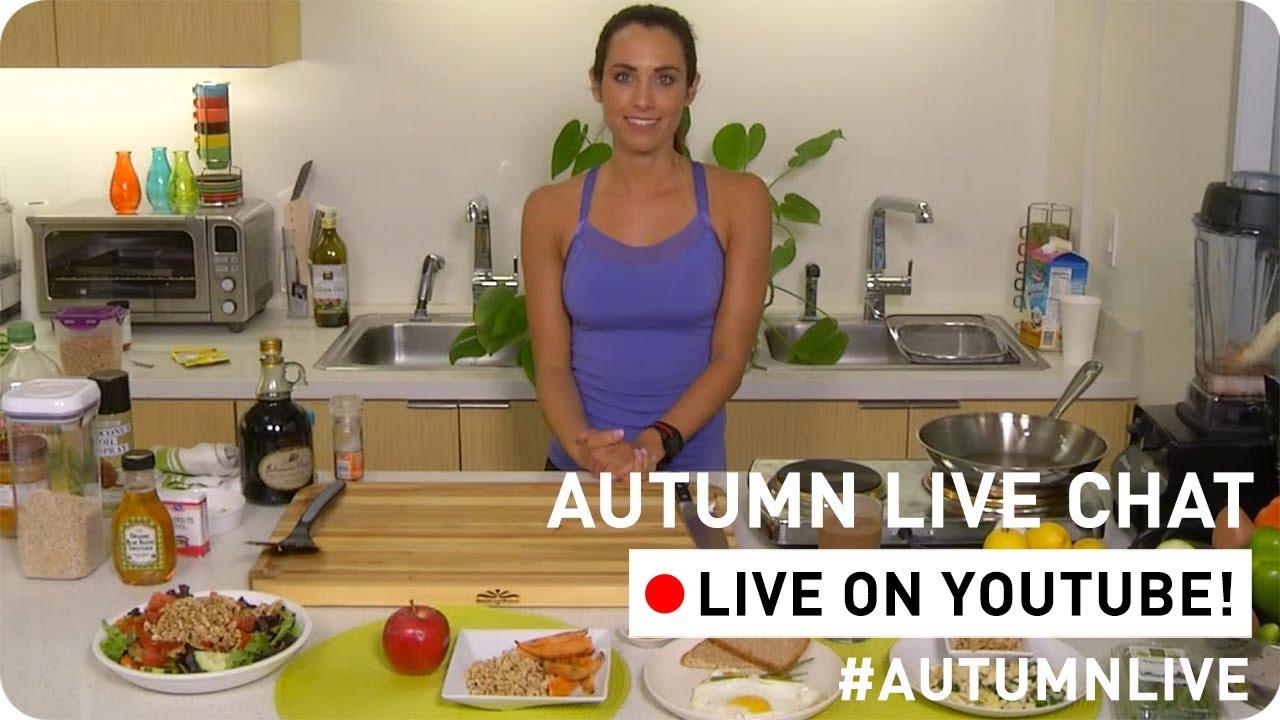 """""""Autumn's Favorite Meals"""" Live Chat — April 2014"""