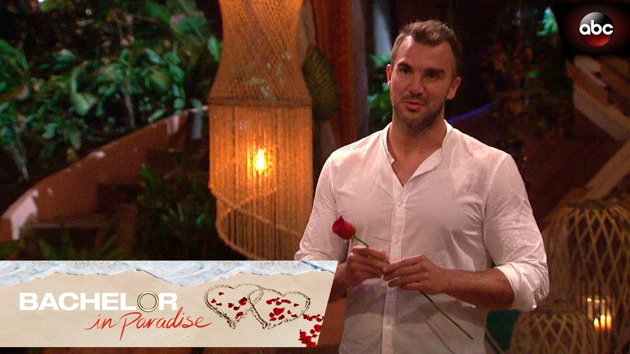 Download Matt Returns to Give Out a Rose - Bachelor In Paradise