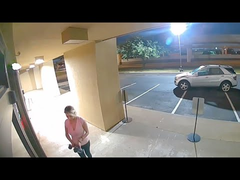 Lucy Lugnut - Mercedes-Driving Woman Breaks Into Clinic To Steal Botox