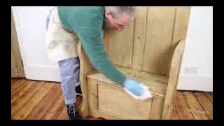 How To Wax A Piece Of Wooden Furniture - From Rest Express