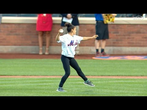Hernandez on first pitch, experience in Rio