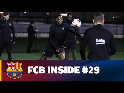 The week at FC Barcelona #29