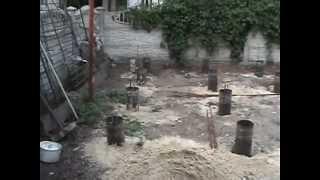 Столбчатый фундамент.(, 2013-01-27T19:52:23.000Z)