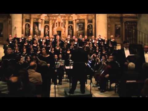 Requiem Mozart Coral Polifónica de Getafe