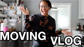 MOVING VLOG! new house & life update