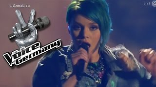 Survivor - Anna Liza Risse | The Voice 2014 | Live Clash