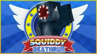 Minecraft - Death Run - SquiddySonic! W/AshDubh