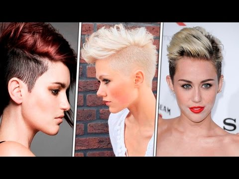 SHORT HAIRSTYLES FOR WOMEN - 2016