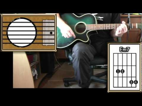 Wonderwall - Oasis - Acoustic Guitar Lesson