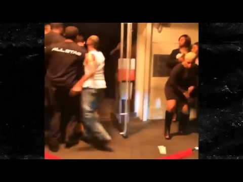 Tyga Drake Fight [FULL]