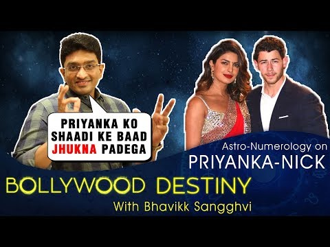How Long Will Priyanka Chopra Nick Jonas Marriage SURVIVE?  Bollywood Destiny With Bhavikk Sangghvi