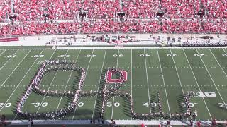 Pregame: Ohio State vs. Indiana (Oct. 6, 2018)