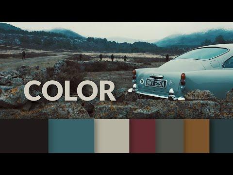 Color Grading in Filmmaking