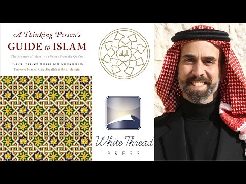 Book Launch: A Thinking Person's Guide to Islam | H.R.H. Prince Ghazi bin Muhammad