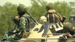 Бліндаж бойовиків знищено в Кизлярском районі
