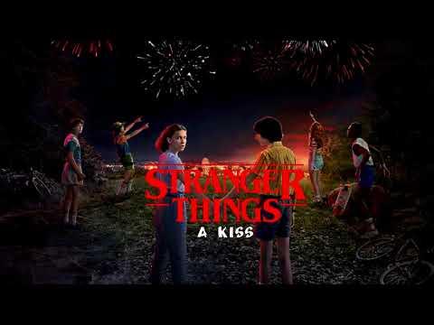 """A Kiss"" - Stranger Things Soundtrack Vol 1 | HQ |"