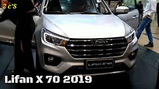 2019 Lifan X70