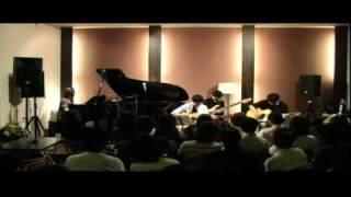 高山市 ライブハウス&カフェ クレアトゥールでのライブ。 2010/06/05 G...