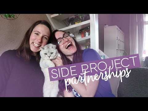 Advice for side project partnerships