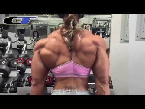 IMPRESSIVE FEMALE BODYBUILDERS 2018