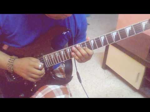 Kristal - Insan (Guitar Solo COVER)