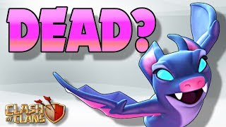 The Bat Spell is DEAD... or IS it? | Clash of Clans