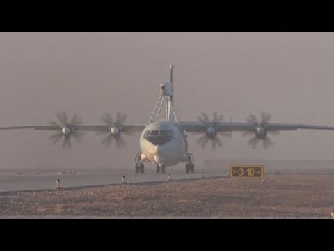 Chinas Air Force conducts 'Red Sword2018' drill