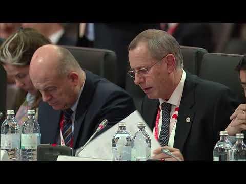 #OSCEMC17 Second Plenary Session: CYPRUS