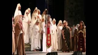 G. Verdi - NABUCCO - Gli arredi festivi - Coro Lirico Siciliano - Francesco Ledda