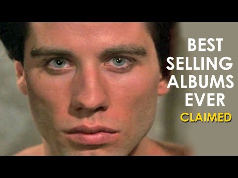 TOP 10 Best Selling Albums of all time ! CLAIMED SALES
