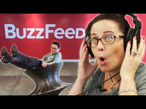My Mom Worked At BuzzFeed For A Day