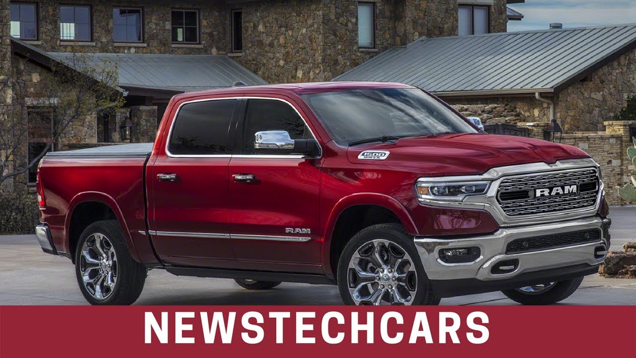 2019 Ram 1500 Mega Cab All New From Headlights To Hybrid System Release Date