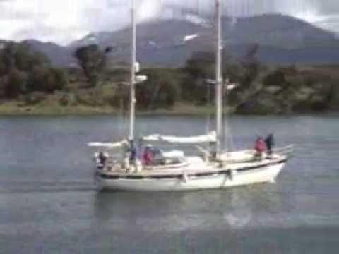 Mahina Expeditions Sailing to Antarctica Pt. 1 of 4