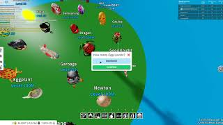 Roblox egg farm Simulator NEW SYSTEM