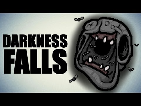 Challenge: Darkness Falls - Isaac Rebirth