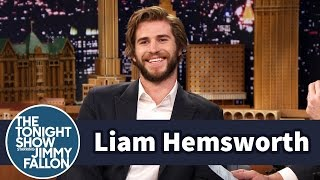 Liam Hemsworth Calls Kissing Jennifer Lawrence Awkward thumbnail